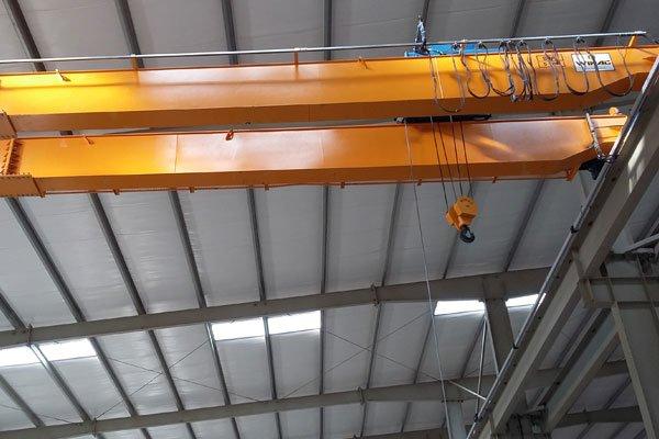 double girder overhead crane high quality