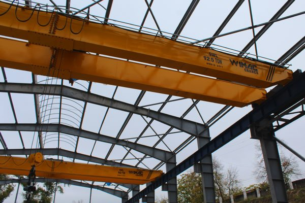 double girder overhead crane types