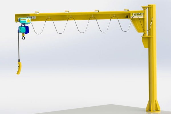 jib crane systems pricing Turkey