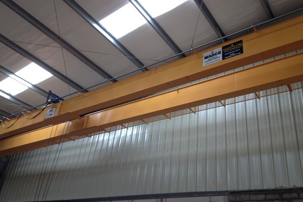 low ceiling overhead crane high quality