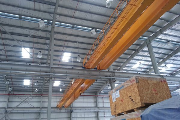 low ceiling overhead crane pricing turkey