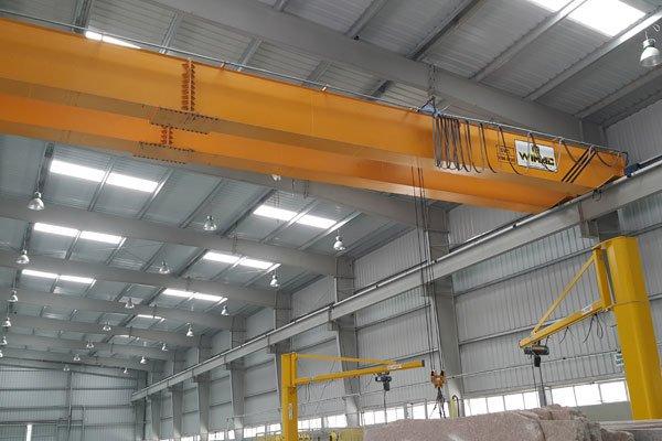 low ceiling overhead crane types
