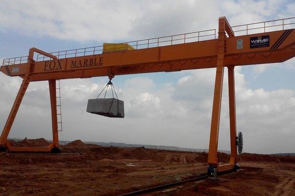 marble crane high quality