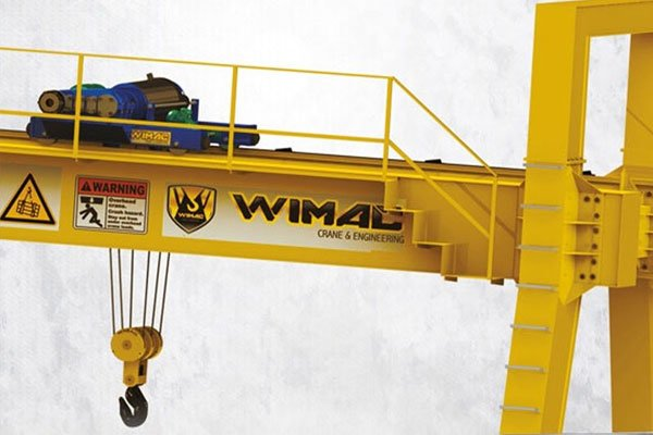 semi gantry crane pricing