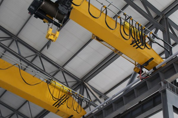 production-of-single-beam-overhead-crane-turkey