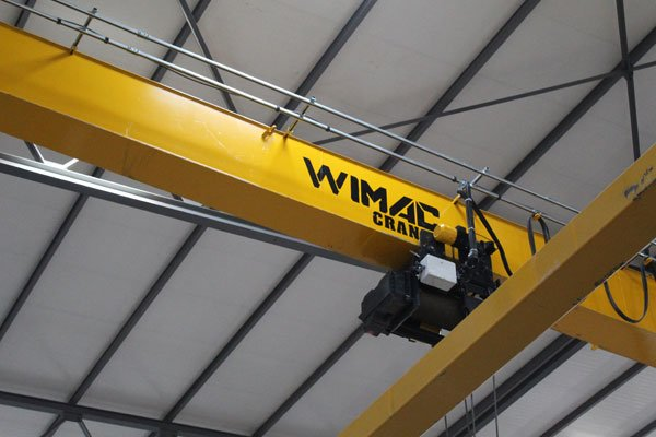 production-of-single-girder-overhead-crane-turkey