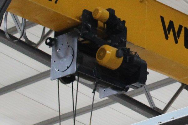 single-girder-monorail-crane-models