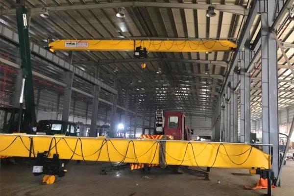 single-girder-monorail-crane-pricing-Turkey